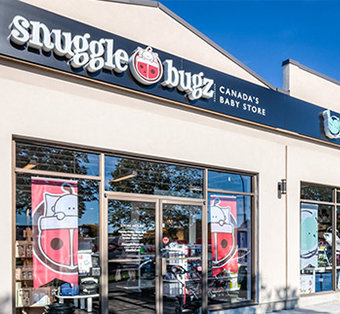 Snuggle Bugz Burlington Store