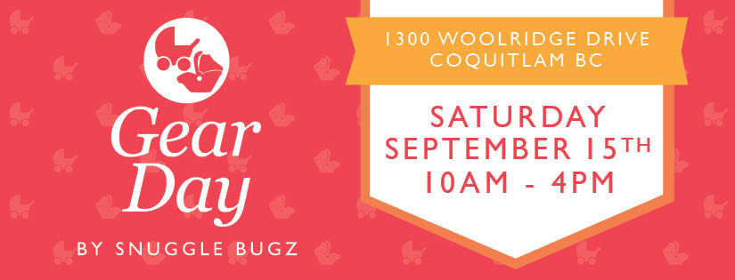 Snuggle Bugz Gear Day 2018 in Coquitlam BC