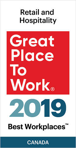 "Certification ""Great Place to Work"" - Snuggle Bugz"