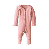 Baby apparel - blush pink onesie