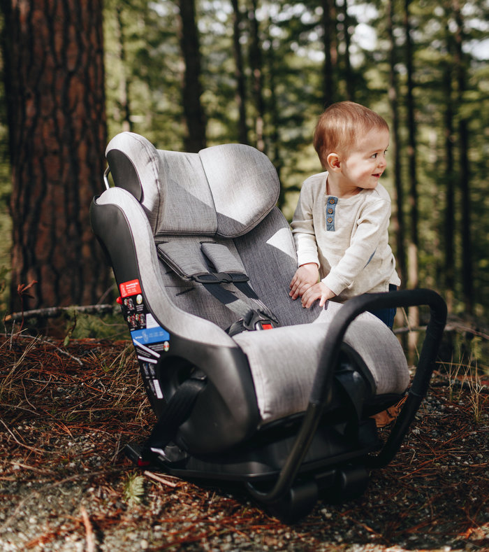 Transitioning From Your Infant Seat