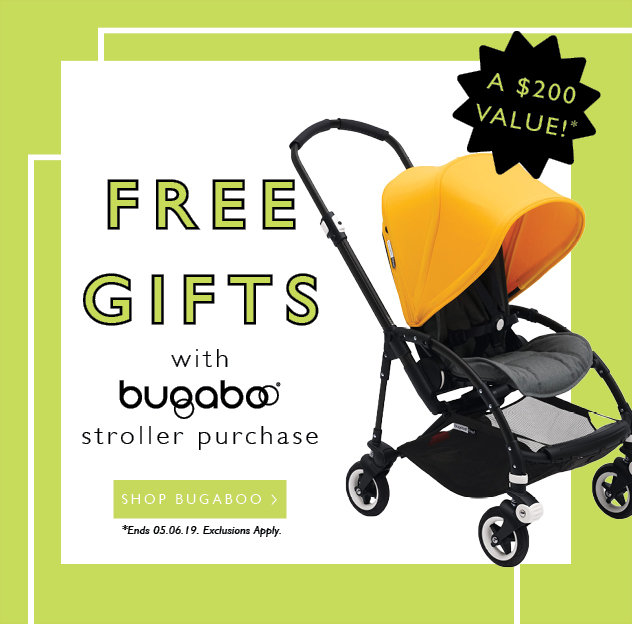 Bugaboo Gift With Purchase