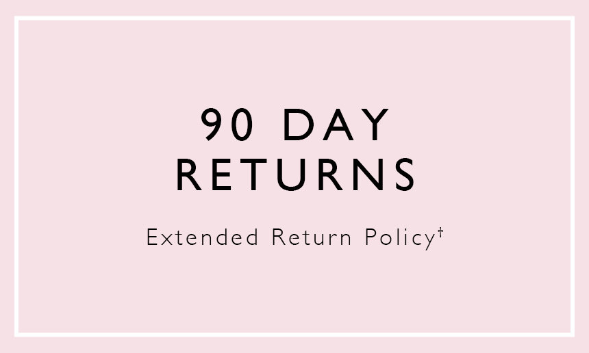 Baby Registry Perk - 90 Day Returns