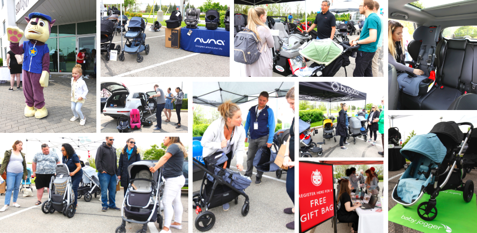 2019 Snuggle Bugz Fall Baby Gear Event