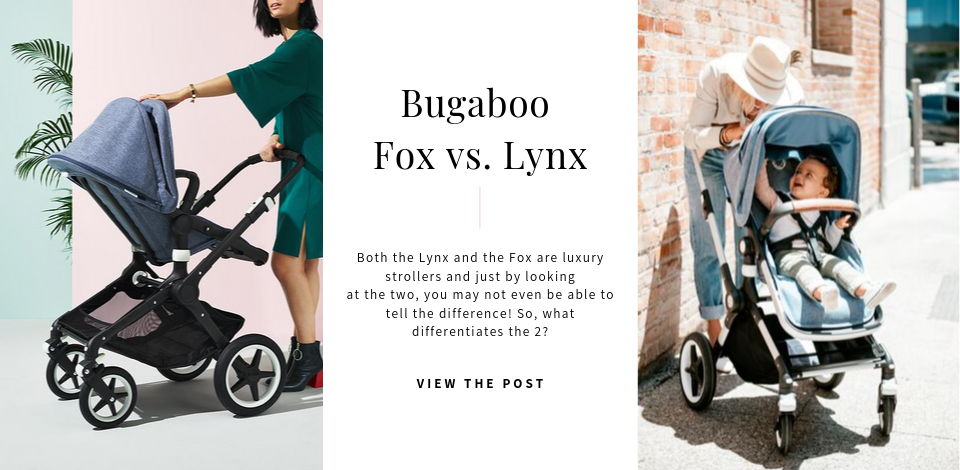 bugaboo fox vs lynx