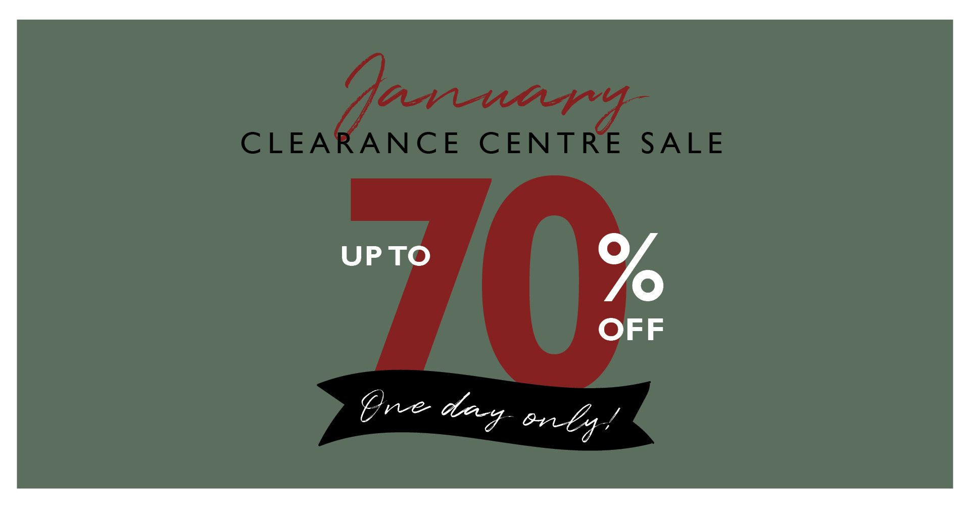 January2020-Clearance-Centre-Image
