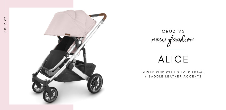 UPPAbaby CRUZ V2 in Alice