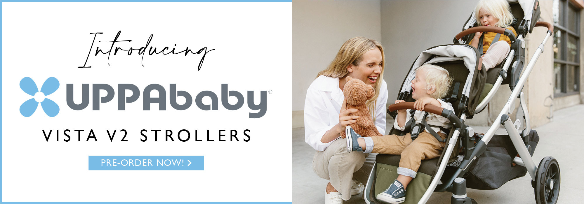 UPPAbaby Vista 2019 Clearout - 15% off Strollers & RumbleSeats