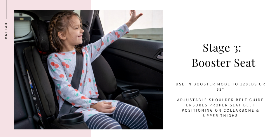 Britax One4Life Booster Car Seat Product Review