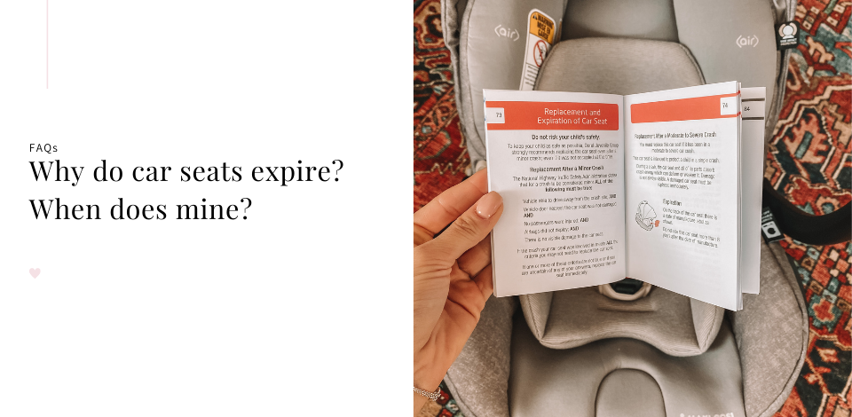 when does my car seat expire?