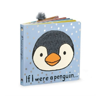 If I were a penguin baby book