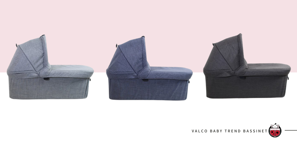 Valco Baby Trend Bassinets