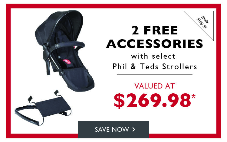 Phil & Teds GWP