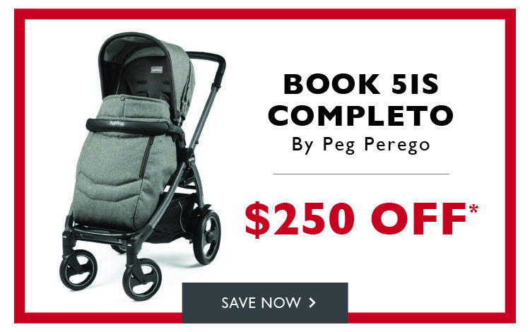 Peg Perego Book 5IS Completo Stroller