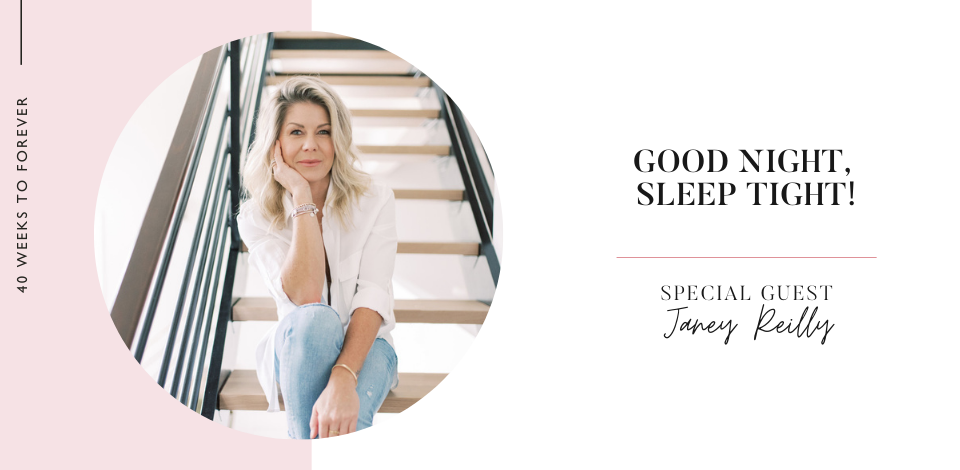 In this episode, we discuss how to create a safe and suitable sleep environment for baby, the difference between sleep shaping and sleep training, and how to emerge from the 4th-trimester fog.