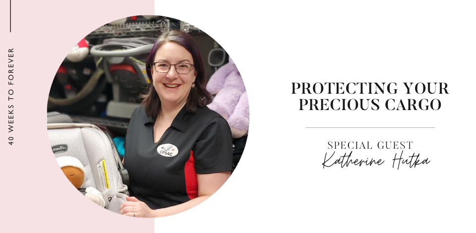 In this podcast episode, we chat about common car seat myths, laws vs. best practices and how to ensure your precious cargo is safe before you head out on the highway - aka home from the hospital