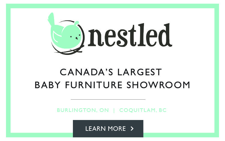 Build the nursery of your dreams with Nestled.ca to shop gliders, dressers, cribs & more for baby!