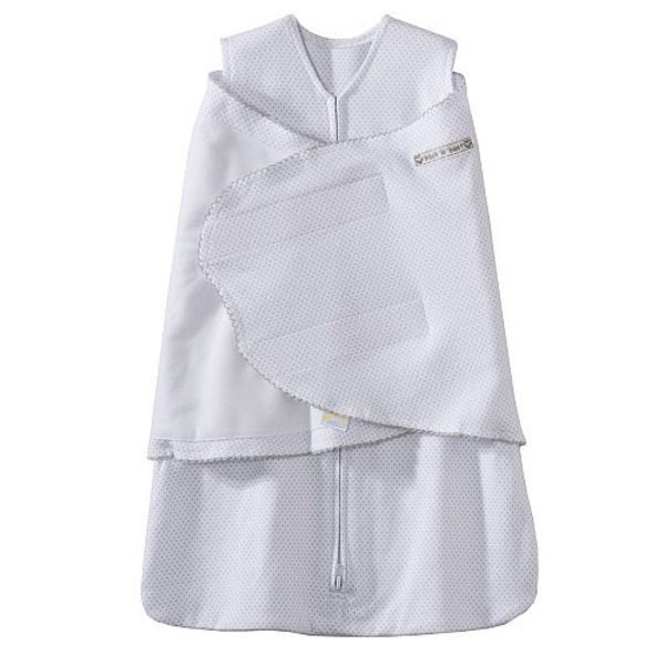 View larger image of SleepSack Swaddle Silver Dot