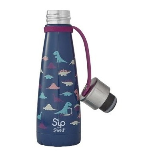 View larger image of S'ip by S'well 10oz Water Bottle - Dino Days