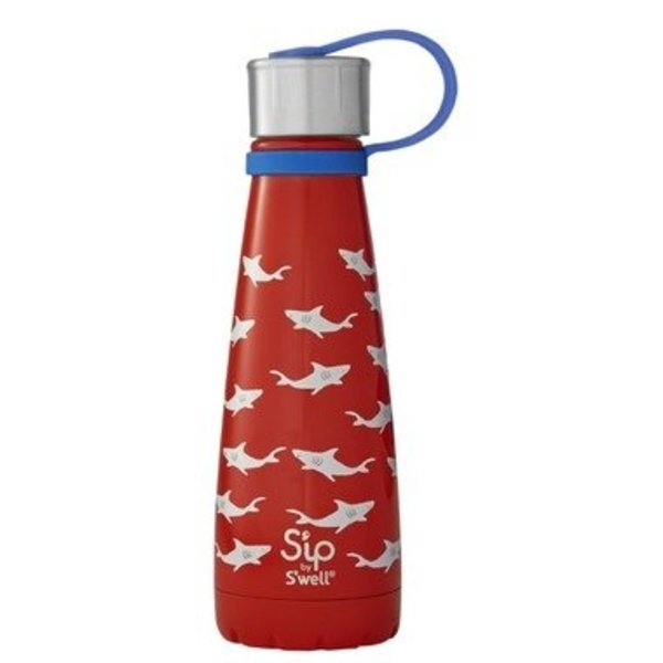 View larger image of S'ip by S'well 10oz Water Bottle - Shark Bite