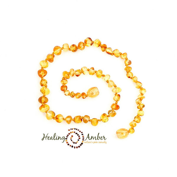View larger image of 13 inch Amber - Liquid Gold