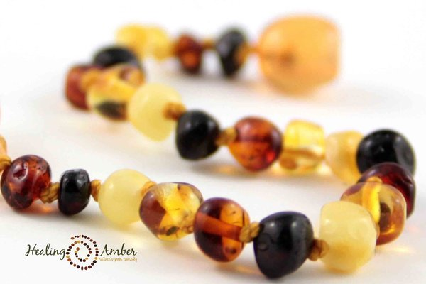 View larger image of 13 inch Amber -Multi