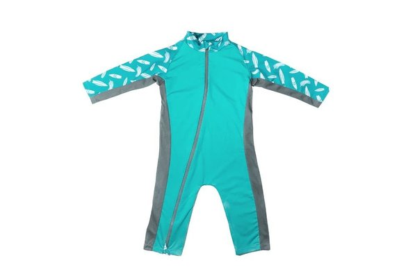 View larger image of Swim Suit - Teal