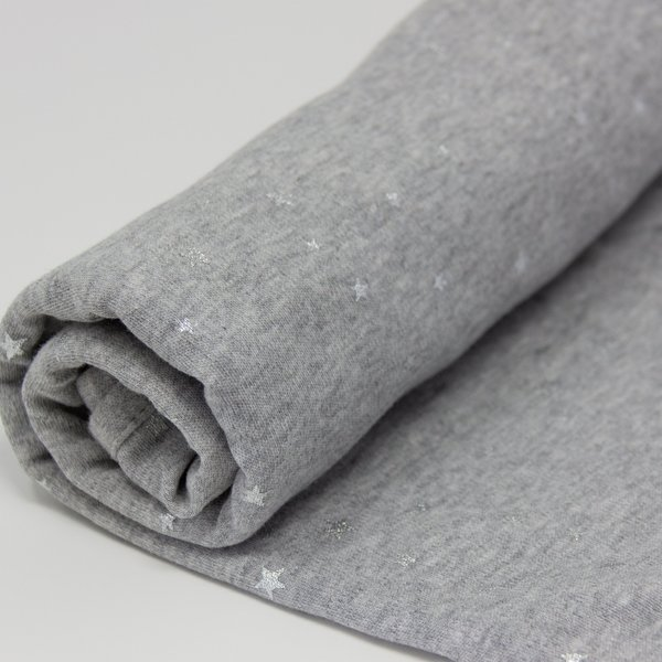 View larger image of 1pk Swaddle - Grey Stars