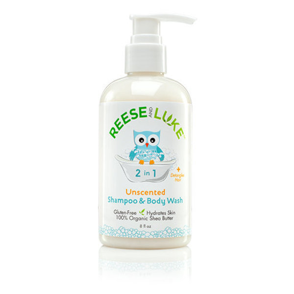 View larger image of Baby Shampoo & Body Wash - Unscented - 237 mL