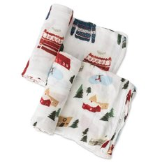Deluxe Muslin Swaddle - 2pk - Sweater Soiree