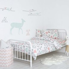 3pc Full/Queen Duvet Set - Sparrow