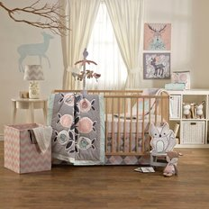 4-Piece Crib Set Sparrow