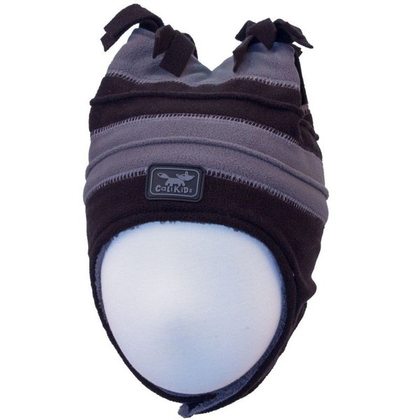 View larger image of 4 Peak 2 tone Hat S-Blk/Gry