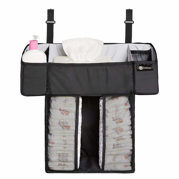 View larger image of Breeze Plus Diaper Caddy - Black