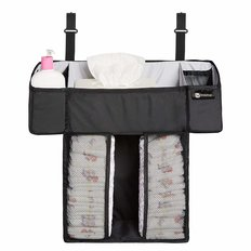 Breeze Plus Diaper Caddy - Black