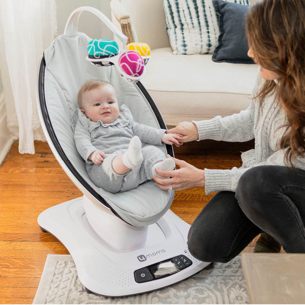 View larger image of mamaRoo4 Baby Swing