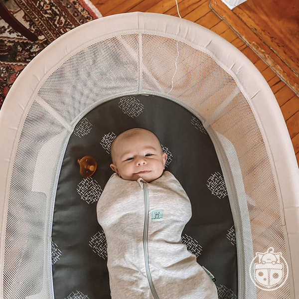View larger image of mamaRoo Sleep Bassinet - Birch