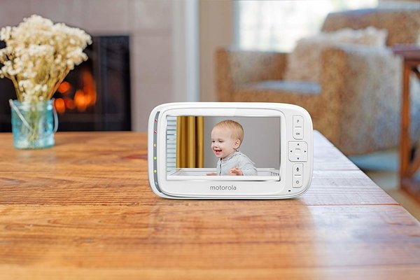 "View larger image of 5"" Motorola Comfort 50 Baby Monitor"