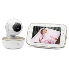 "5"" Video Monitor With Wifi + Zoom"