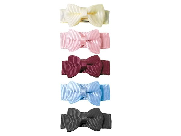 View larger image of Small Snap Tuxedo Bows Collection - Victorian Tea