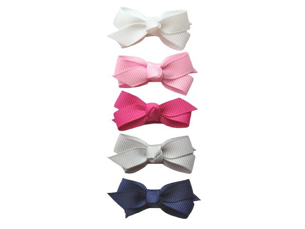 View larger image of Small Snap Chelsea Boutique Bow - Prep Girl