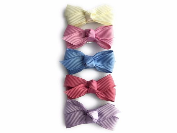 View larger image of Small Snap Chelsea Boutique Bow - Royal Family