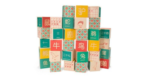 View larger image of Chinese Character Blocks