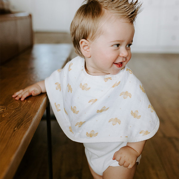 View larger image of Silky Soft Burpy Bibs