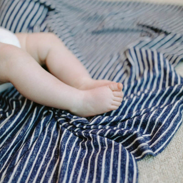 View larger image of Snuggle Knit Large Swaddle Blanket