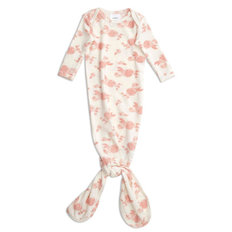 Snuggle Knit Newborn Knotted Gown