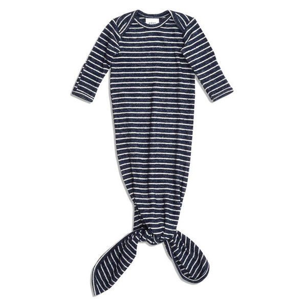 View larger image of Snuggle Knit Newborn Knotted Gown