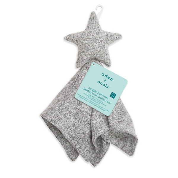 View larger image of Snuggle Knit Newborn Lovey