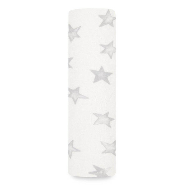 View larger image of Snuggle Knit Swaddle Blanket - Star