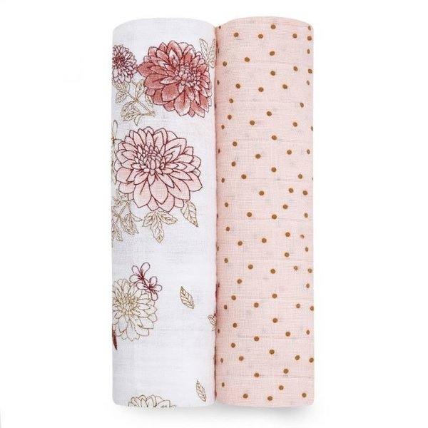 View larger image of Classic Swaddles - 2 Pack